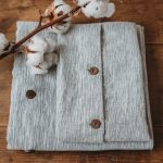 Handwoven organic cotton